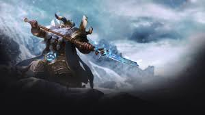 smite animated wallpaper odin the norse allfather