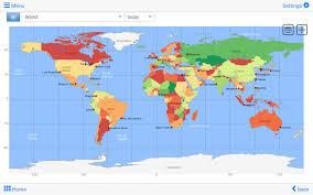 world atlas  world map mxgeo  android apps on google play