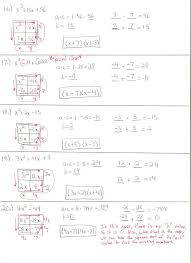 agreeable mr woods algebra 2 class dearborn public schools factoring quadratic expressions worksheet pdf s factoring