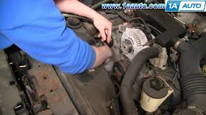 how to install repair replace engine fan serpentine belt lincoln how to install repair replace engine fan serpentine belt lincoln town car 4 6l 00 02 1aauto com