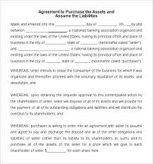Transaction Agreement Template Commercial Cash Transaction Agreement