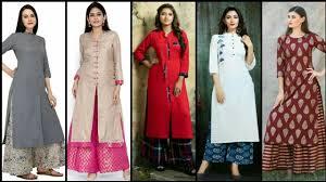 Stylish Plazo Kurti Design Stunning And Elegant Trendy Plazo With Stylish Long Kurti Dress Design Collection