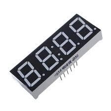 <b>4pcs 7-segment 0.56 inch</b> 4 digit 12 pins red led display Sale ...