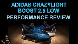 Adizero Crazy Light Low Adidas Crazylight Boost 2 5 Low Performance Review