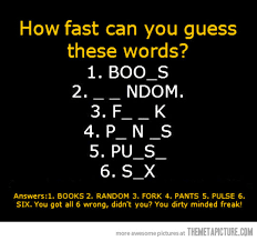 funny 5 letter words guess these words the meta picture