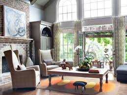 Two Story Living Room Decorating Photo Page Hgtv