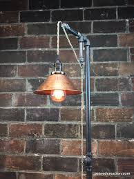 industrial floor lamps within lamp copper shade edison bulb decor uk for australia melbourne