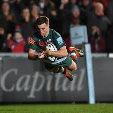 Bristol Bears sound out Leicester Tigers' George Ford as Pat Lam considers  fly-half options - reports - Bristol Live