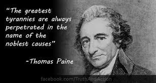 Common Sense Thomas Paine Quotes Inspiration Thomas Paine Quotes Government Quotes