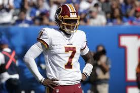 What has dwayne haskins jr. Washington Redskins Name Qb Dwayne Haskins As Starter For Rest Of Season Upi Com