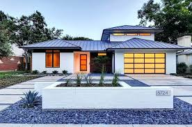 metal roof house standing seam roof on a modern home metal shingles metal roof house plans