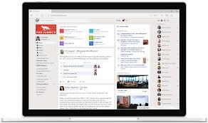 Facebook At Work Workplace By Facebook Is Now On The Clock