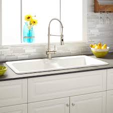 drop in kitchen sinks attractive glacier bay all one stainless steel 33 4 hole single pertaining to 18