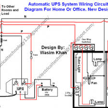 ideas about electrical wiring diagram on diagram of electrical automatic ups system wiring circuit diagram homeoffice