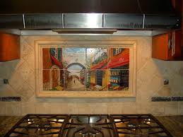 Mural Tiles For Kitchen Decor Best Mural Tiles For Kitchen Decor Decorations Accessories Motif 25