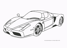 Sports Car Coloring Pages 3jlp Sports Cars Coloring Pages Free