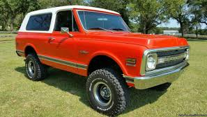 1970 Chevy Blazer Cars for sale