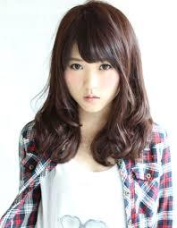 ピンクアッシュカラーih 43 ヘアカタログ髪型ヘアスタイル
