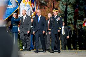 u s department of defense photo essay vice president joe biden arrives at the tomb of the unknowns to participate in a veterans