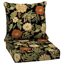 deep seat patio cushions clearance home depot outdoor cushions outdoor chaise lounge cushions