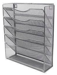 easypag 6 tier mesh wall hanging file