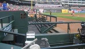 Ballpark At Arlington Seating Chart Texas Rangers Seating Guide Globe Life Park Rangers