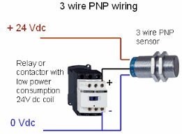 what is the difference between pnp and npn when describing 3 wire Inductive Proximity Sensor Wiring Diagram what is the difference between pnp and npn when describing 3 wire connection of a sensor? inductive proximity sensor circuit diagram
