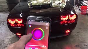 Halo Light Kits For Cars Dodge Challenger Halo Lights Underbody Neon Installation