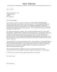 Sample Cover Letter Job Resume Cover Letter Photo Gallery On Website