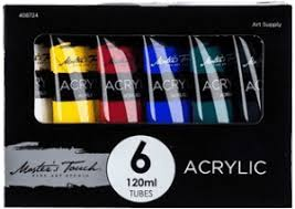 Master S Touch Acrylic Paint Color Chart Expert Review Of Masters Touch Acrylic Paint At Wowpencils