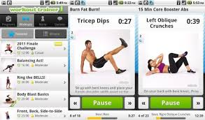 if you don t have time to go to the gym and would rather settle for exercise at home then get your personal trainer with workout trainer this app provides