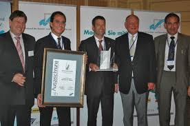 Rekord Fenstertüren Gewinnt Den Vff Marketingpreis 2009 Energie