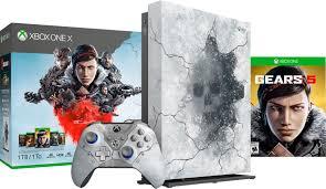 <b>Microsoft Xbox One</b> X 1TB <b>Gears 5</b> Limited Edition Console Bundle ...