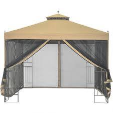 ... Large Size of Outdoor:fascinating Screened Gazebo Tent Q Outdoor  Beautiful Screened Gazebo Tent Gazebos ...