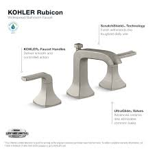 kohler rubicon faucet