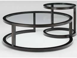 Table Basse De Salon En Verre Modulable Maison Design Bahbe Com