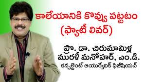 Fatty Liver Ayurvedic Treatment Prof Dr Murali Manohar Chirumamilla M D Ayurveda