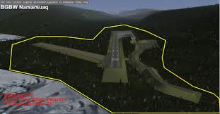 Flightgear Forum View Topic Bgbw Narsarsuaq Greenland
