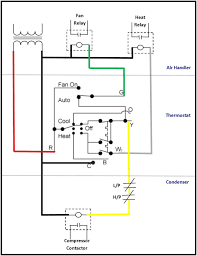 wiring a ac thermostat diagram save air conditioner thermostat Wall AC Thermostat Wiring Ac Unit Thermostat Wiring #41