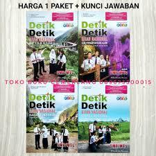 Kunci jawaban sejarah peminatan lks intan pariwara. Kunci Jawaban Detik Detik Bahasa Indonesia 20182019