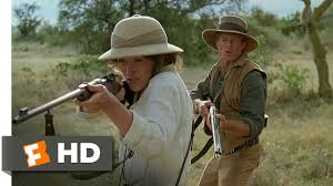 Out of Africa (6/10) Movie CLIP - Karen Takes the Shot (1985) HD - YouTube