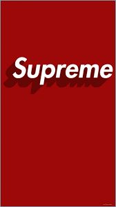 Supreme Wallpaper Iphone 6