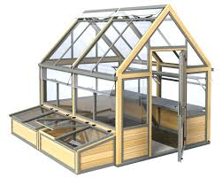 the complete gardener will opt for a side of cold frames with their greenhouse this offers the facility to harden off plants in the transition between the