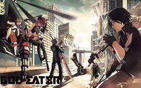 God Eater Anime HD Wallpaper