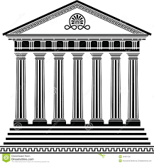 lincoln memorial building clipart. pin temple clipart greek mythology 3 lincoln memorial building