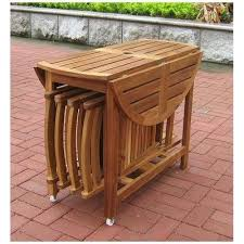 Stylish Folding Garden Table And Chairs Articles  Facil FurnitureFolding Garden Table Sets