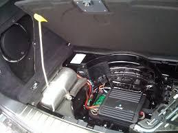 time for amp sub upgrade 6speedonline porsche forum and luxury 2004 porsche cayenne radio wiring diagram at 2004 Porsche Cayenne Radio Wiring Diagram