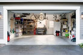 open garage door6 Essential Tips for Making Your Home More Secure  Vibrant Doors Blog