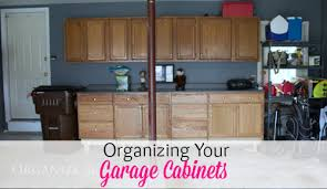 cabinets for garage. Interesting Cabinets We Used Our Old Kitchen Cabinets In Garage Organization Plans   Organize 365 For Cabinets Garage M