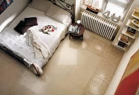 Elegant Bedroom Remarkable Bedroom Floor With Regard To Cream White Tile Border  Interior Design Ideas Bedroom Floor